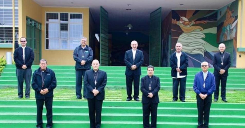 Costa Rica obispos