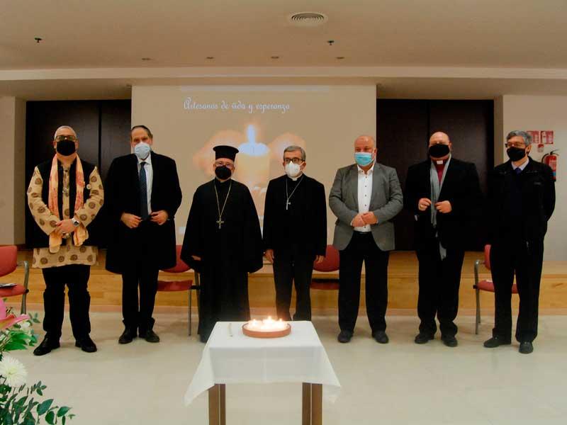 España Encuentro Interreligioso