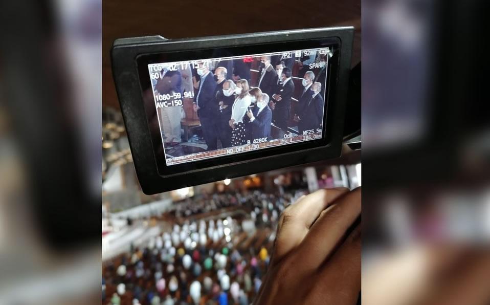 Tercer encuentro De Francisco con Tawadros II © Vatican Media