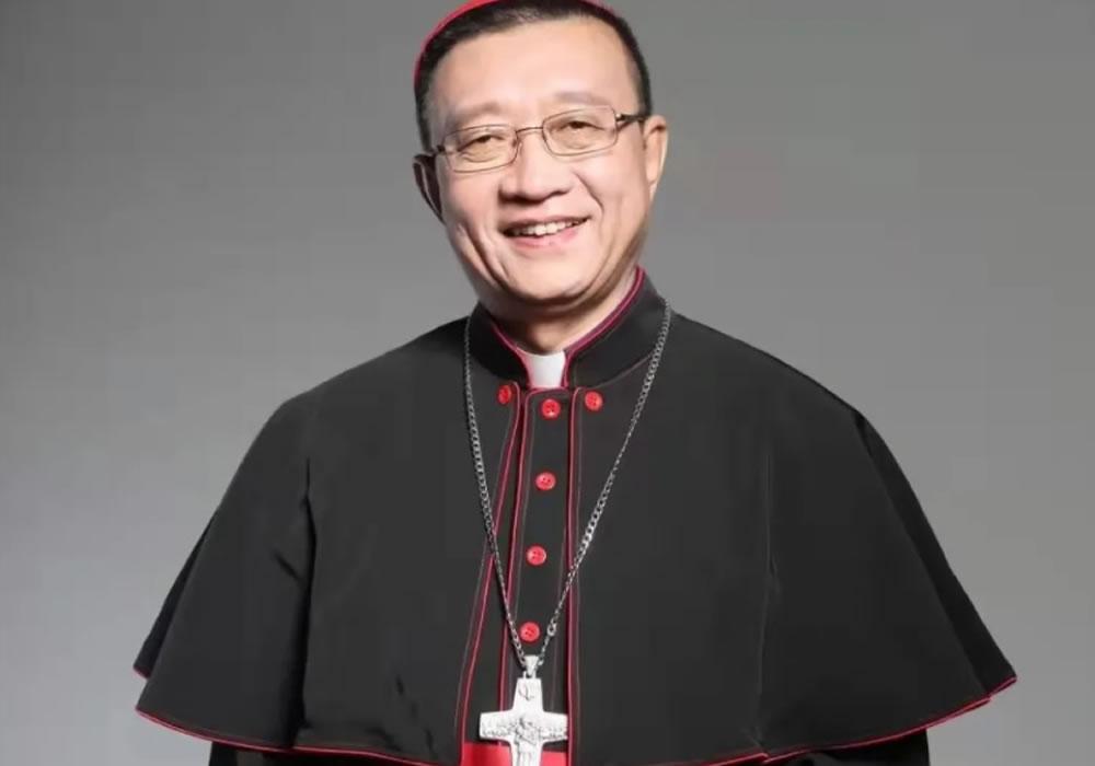 Tras 14 años sin obispo católico ordenan uno para la diócesis donde comenzó el coronavirus en China