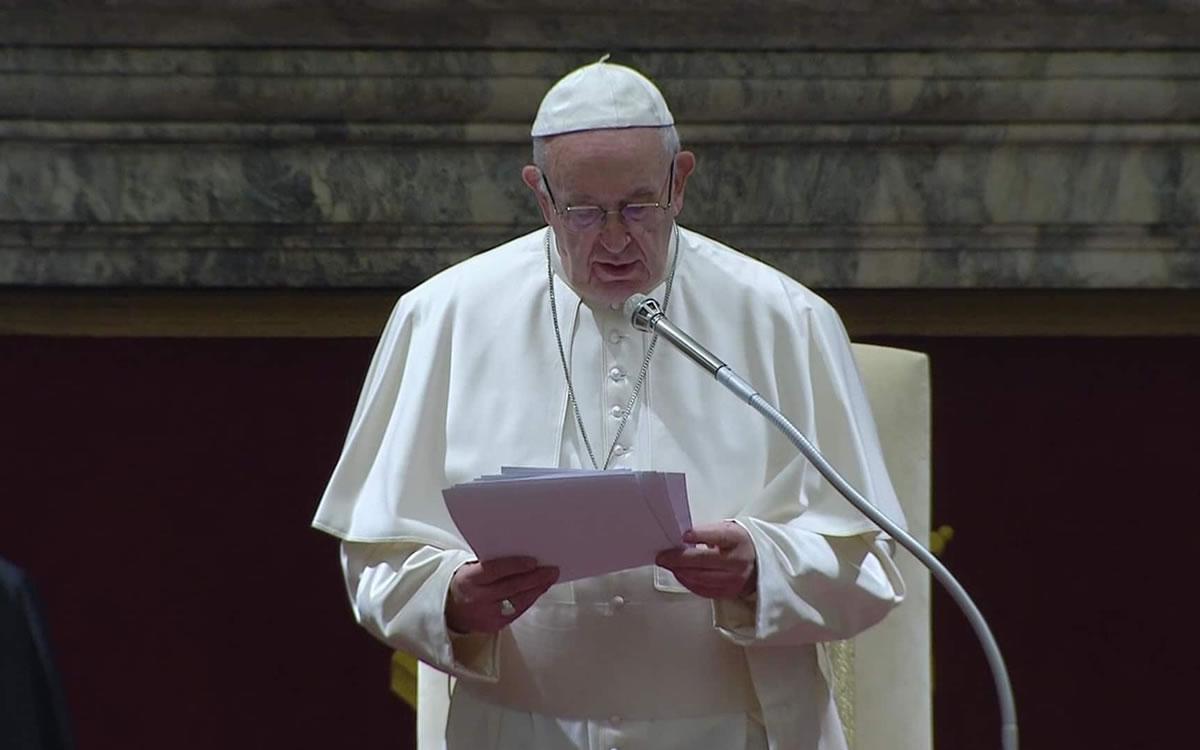 Ángelus Del 30 De Junio De 2019 © Vatican Media